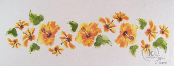 Hibiscus-t-shirt-close-up