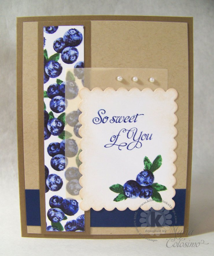 Blueberry-So-Sweet