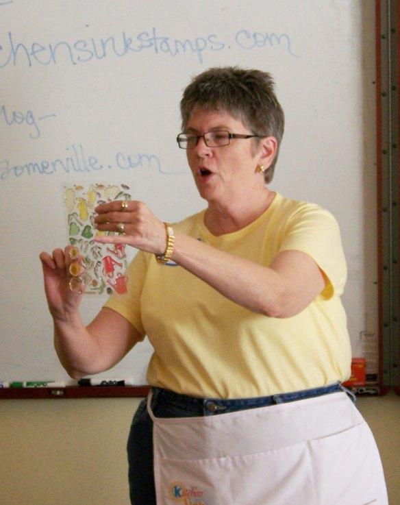 Lynn-teaching