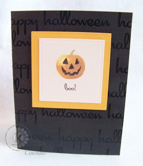 Boo-Card