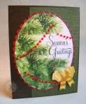Season's-Greeting by Kitchen Sink Stamps