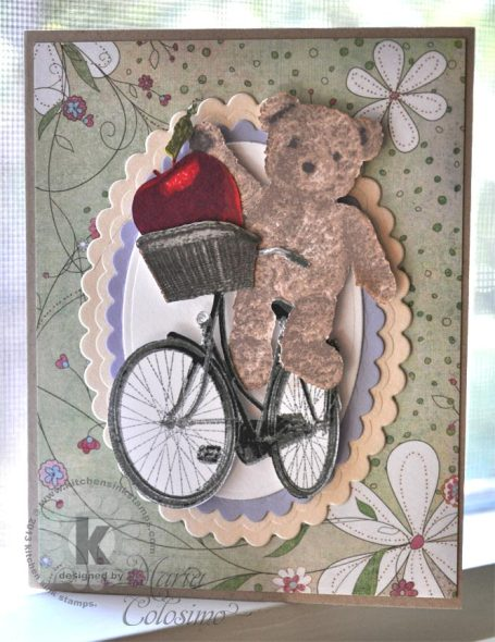 Bicycle-Bear