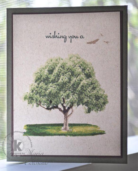 Tree-on-grass-brush-stroke