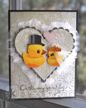 Multi Step Love 4 Ducky & Teddy from Kitchen Sink Stamps