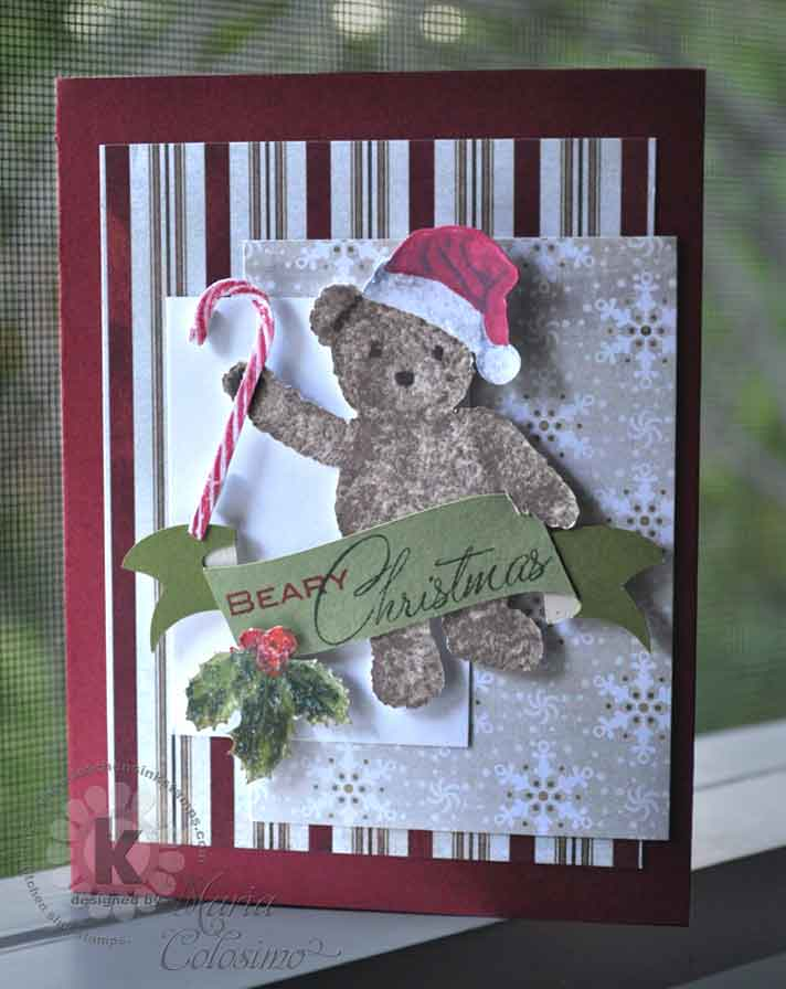 Have a Beary Christmas Card