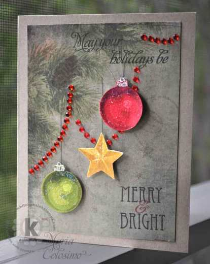 Merry-Bright-Ornaments by Kitchen Sink Stamps