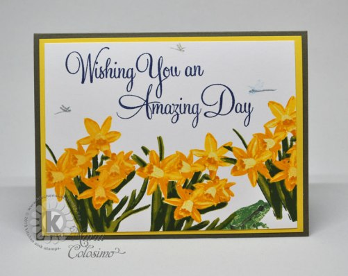 Dafodil-Amazing-Day-Card