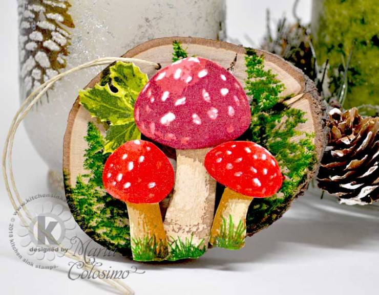 Forest-Toadstool-Ornament