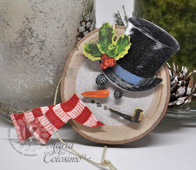 Invisable-Snowman-Ornament