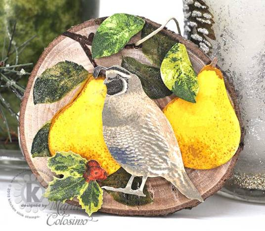 Quail-and-Pears-ornament