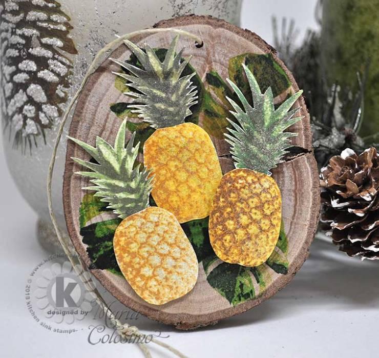 Pineapple-Ornament