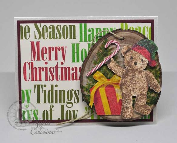 Santa-Teddy-Gift-Ornament-Card