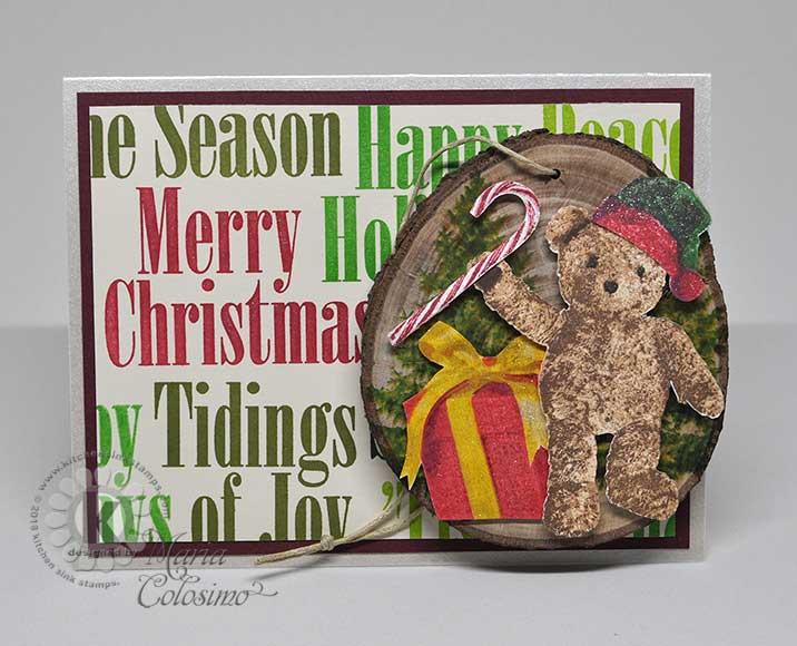 Santa-Teddy-Gift-Ornament-Card