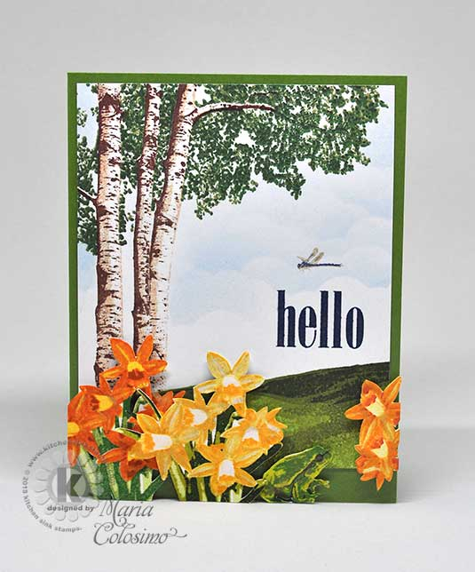 Hello-Daffodils