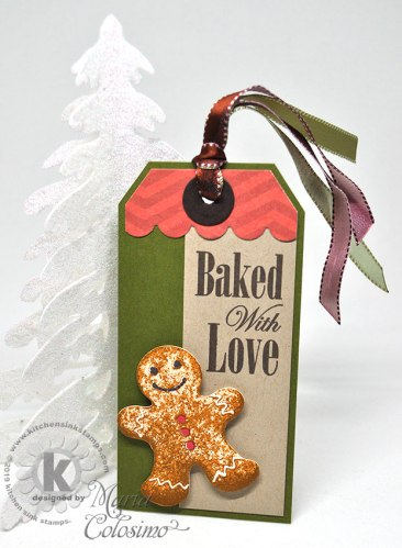 Gingerbread-Tag