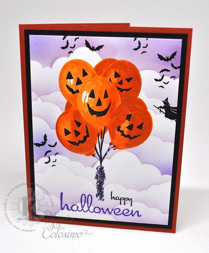 Pumpkins-Balloons